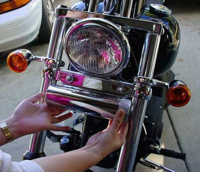 Final Ride Products, Motorcycle urns