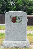 Stained Glass Tombstones