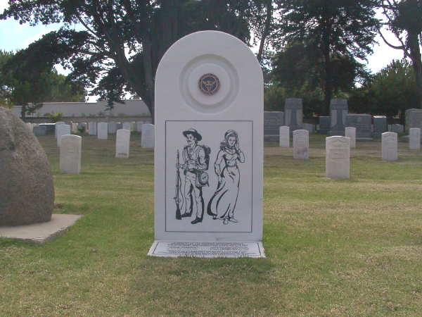 Mormon Battalion Memorial Fort Rosecrans National