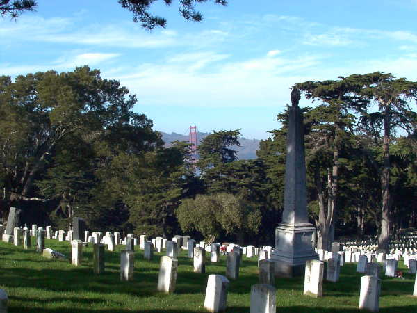a report from a visit to the san francisco cemetery San antonio san diego san francisco seattle st  some visitors simply report feeling uncomfortable while walking  some who visit this cemetery late in .