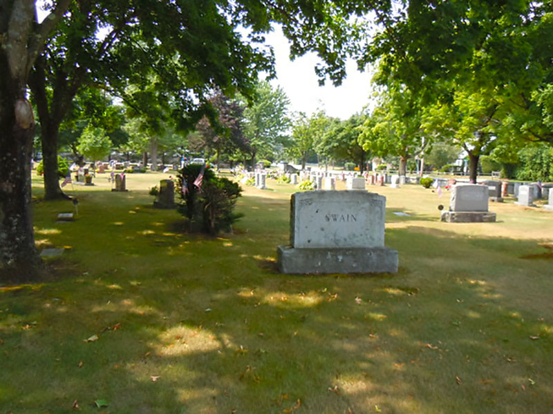 Fairview Cemetery Chelmsford Massachusetts Burial Records