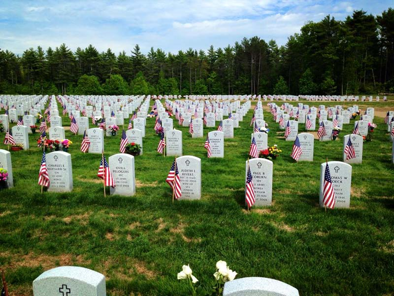 Rhode Island National Cemetery