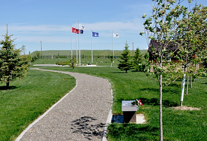 Yellowstone National Cemetery, Laurel, Montana - Burial Records