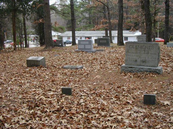 Clements Cotten Cemetery Wake County North Carolina