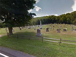 Onesquethaw Cemetery, Tarrytown, New York - Burial Records