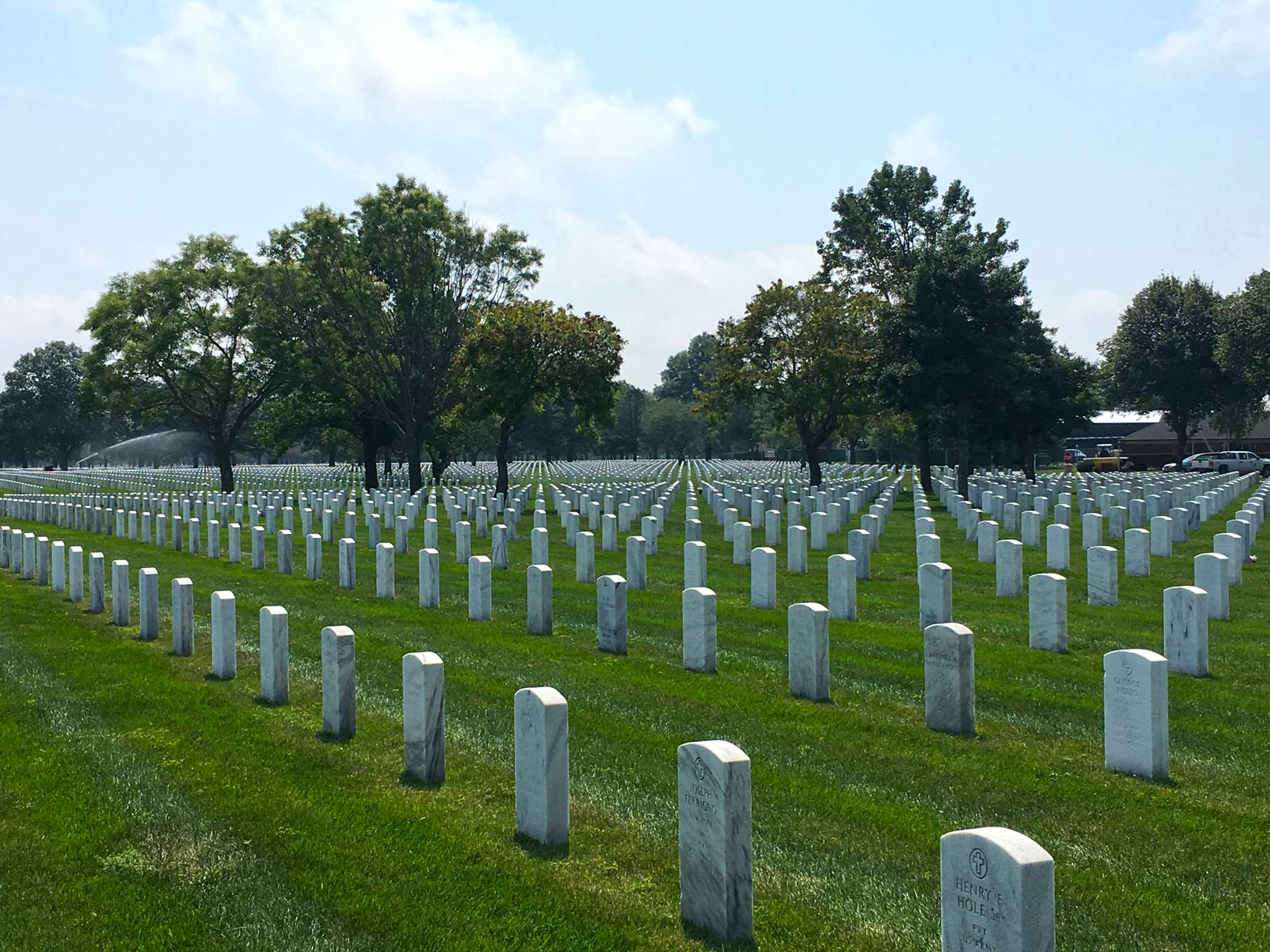 Long Island National Cemetery, Farmingdale, NY - Surnames Cre-Cry