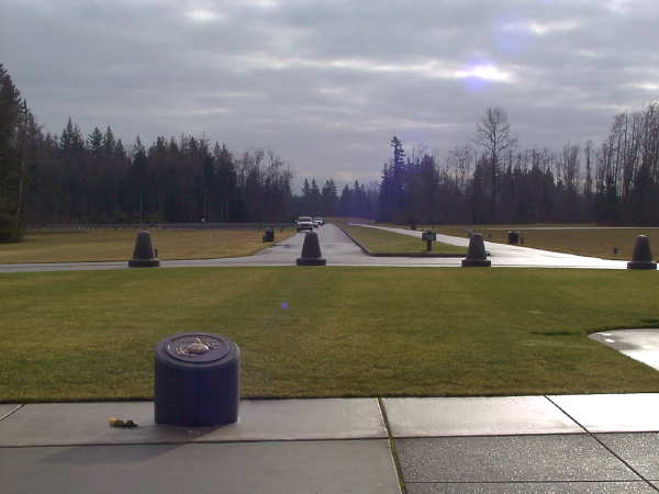 Tahoma National Cemetery King County Washington