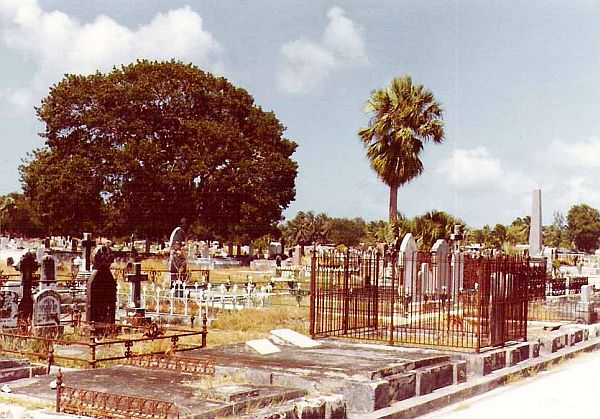 Burial Search - Caribbean Family History